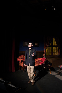 Fall Play 2016: Arsenic & Old Lace