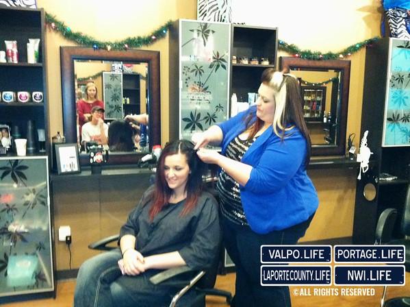 Hair Art At Salon Diva