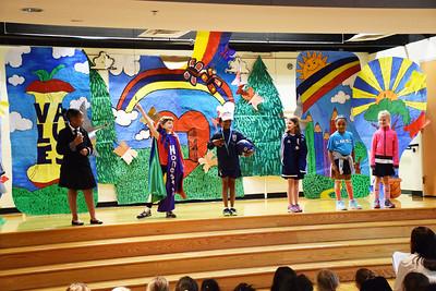 Grade 2 Play: Captain Core Values