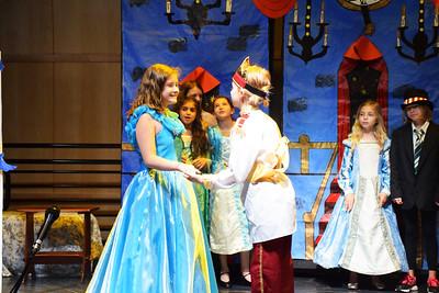 Grade 5 Presents Cinderella