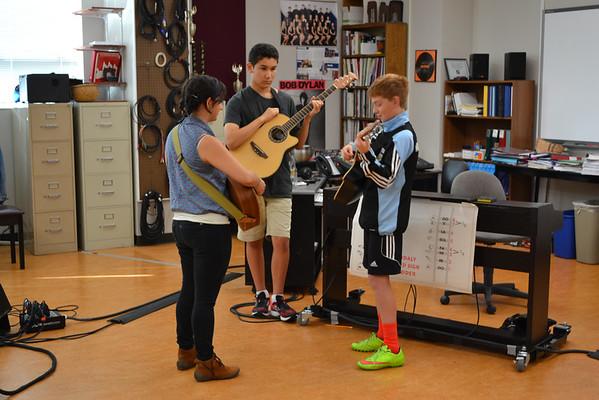 2014 October Alana Bell's Music Class