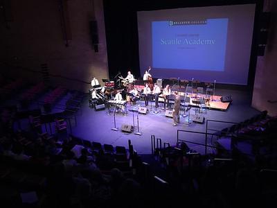2016 MS Band Bellevue Jazz Festival