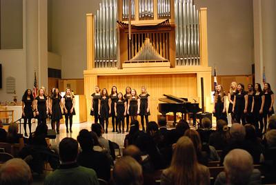 Inter-Ac A Cappella Concert at Episcopal Academy