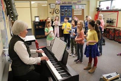 LS 1st Music Class 3-21-18