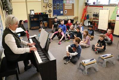 LS 2nd Music Class 3-21-18