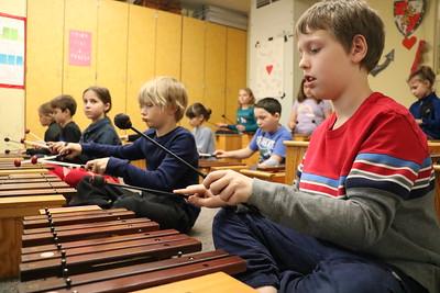 LS 3rd Music Class 3-21-18
