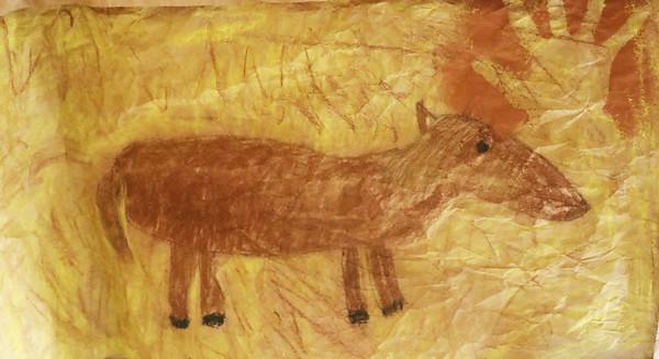 LS Cave Art Project 4-10-17