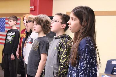 LS Choir Practice 2-16-17