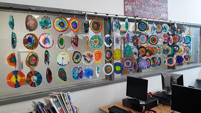 LS Library Dot Artwork 9-14-18
