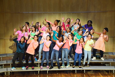 2016 Middle School Spring Concert