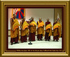 00aFavorite Monks chanting at Tibetan New Year Celebration [borders, text, gold01 frame]