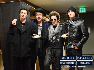 Brightside Music LLC Presents Willie Nile and His New York City Band 2017