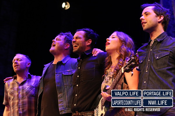 Imagine Music Concert Series Lone Bellow Concert at the Memorial Opera House