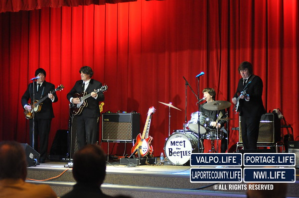 Meet the Beatles Tribute Band Live 2017