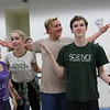 2016 The Wedding Singer Rehearsals