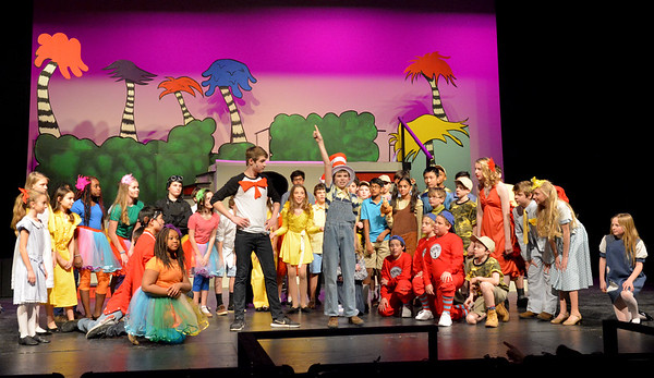 The Haverford School presents Seussical the Musical