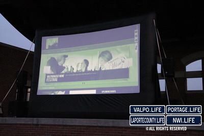 2015 Valparaiso Central Park Plaza Summer Outdoor Movies Opening