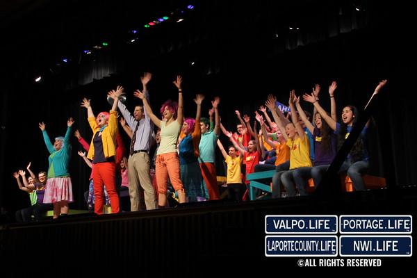 2016 La Porte High School School House Rock Live