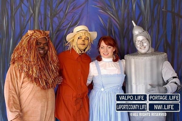 2016 Memorial Opera House Wizard of Oz Character Breakfast