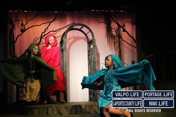 Chicago Street Theatre Cinderella Preview