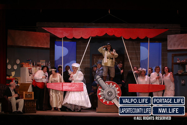 """Memorial Opera House Presents """"The Drowsy Chaperone"""" 2017"""