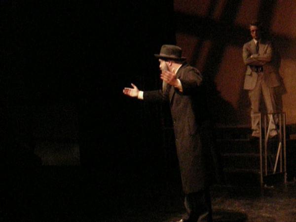 Andy Kaplan as Shylock