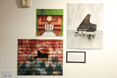 US 2D Studio Art Exhibit 5-17-18