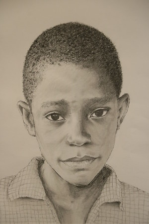 US Art - Orphan Project Portraits 3-14-18