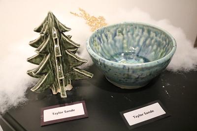 US Ceramics in Art Gallery 12-15-17
