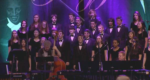 US Choir at Jazz Festival 2-24-17