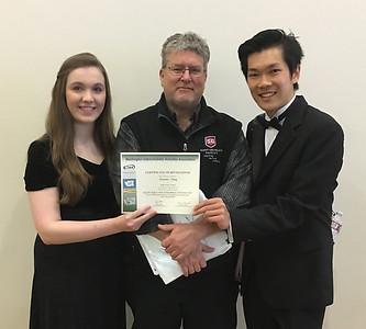 US Choir at State 4-28-17