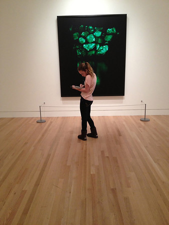 2012 MS Fieldtrip to Frye Art Museum