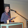 Jan Clausen gave us some readings of her poetry