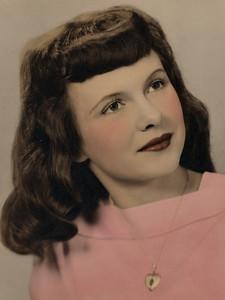 Circa: 1947, Dolores Rausch