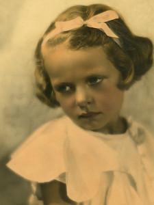 Circa; 1933, Dolores Rausch