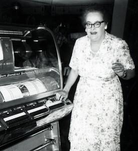 Circa: 1957, Thelma Rausch(Dodie's adoptive mother)