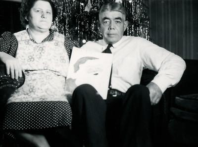 1947, Art Harwig Sr. & Sylvia