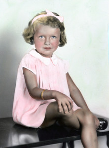 Circa: 1934, Dolores Rausch