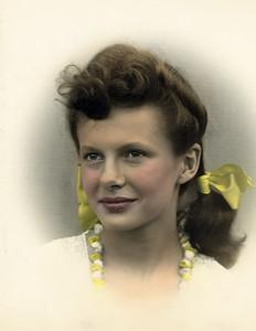 Circa: 1946, Dolores Rausch