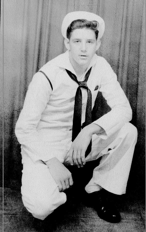 Circa 1945: Art in the Navy