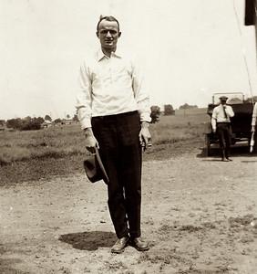 Circa: 1939, Charles Rausch, Dodie's  adoptive Dad.