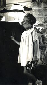 Circa: 1936, Dolores Rausch,