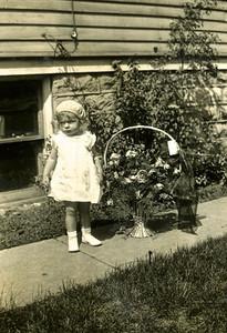Circa: 1931, Dolores Rausch
