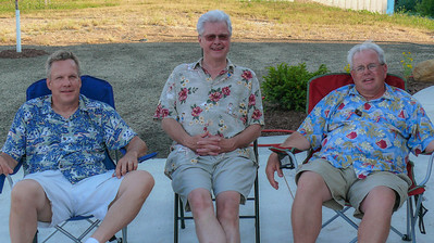 Brothers at 60th Wedding Anniversary