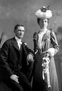 George & Anna, Dodie's grandparents