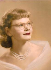 Caryl Patricia Hartjes, half-sister