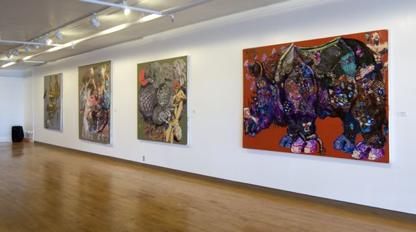 SRAC artspace: Cuba