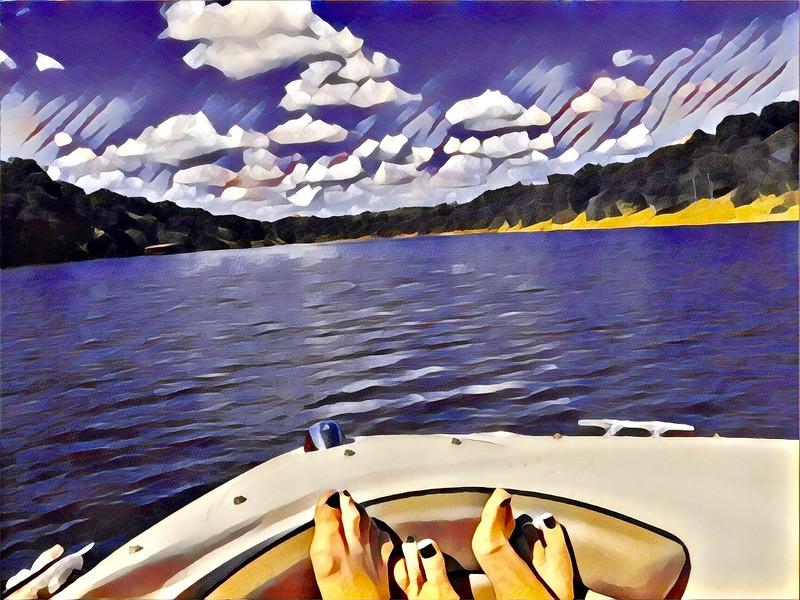 Lake Travis Texas 2017