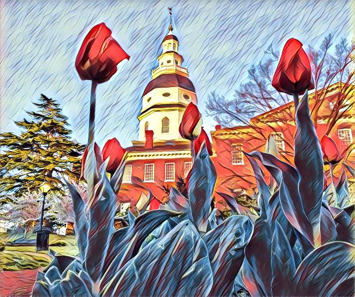 Annapolis State Capital 2018