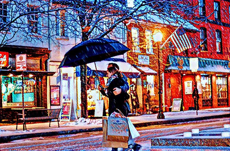 Rainy Nsptown